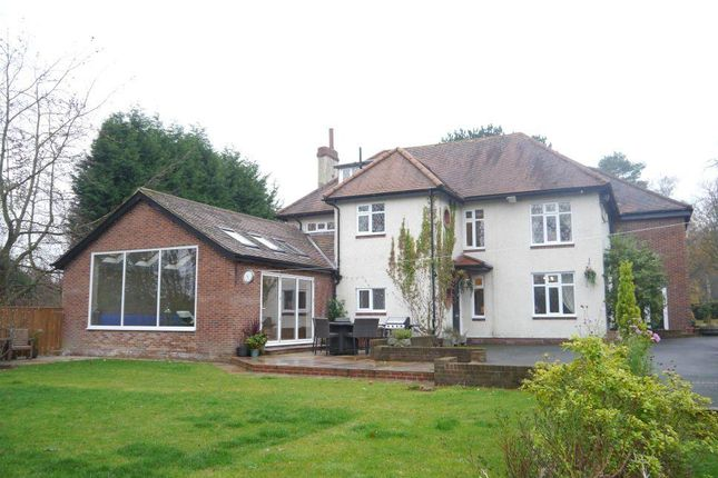Thumbnail Detached house for sale in Edge Hill, Ponteland, Newcastle Upon Tyne