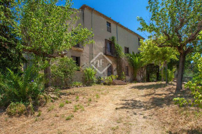 Thumbnail Villa for sale in Spain, Barcelona North Coast (Maresme), Alella, Mrs7071