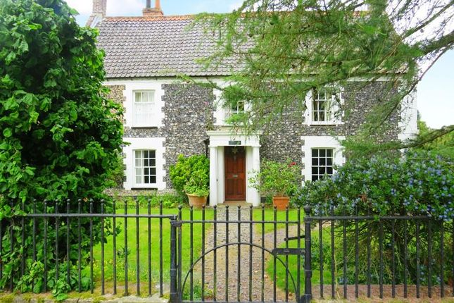 Thumbnail Detached house to rent in St. Leonards Street, Mundford, Thetford