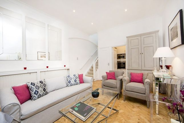 Thumbnail Property to rent in Eaton Terrace Mews, Belgravia