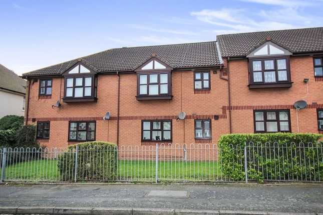 Thumbnail Flat for sale in Woodford End, Chadsmoor, Cannock