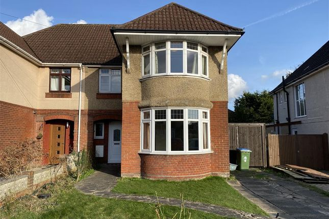 Thumbnail Property to rent in Luccombe Road, Shirley, Southampton