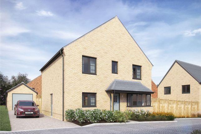 Thumbnail Detached house for sale in Woodbridge, Pembers Hill Park, Mortimers Lane, Fair Oak