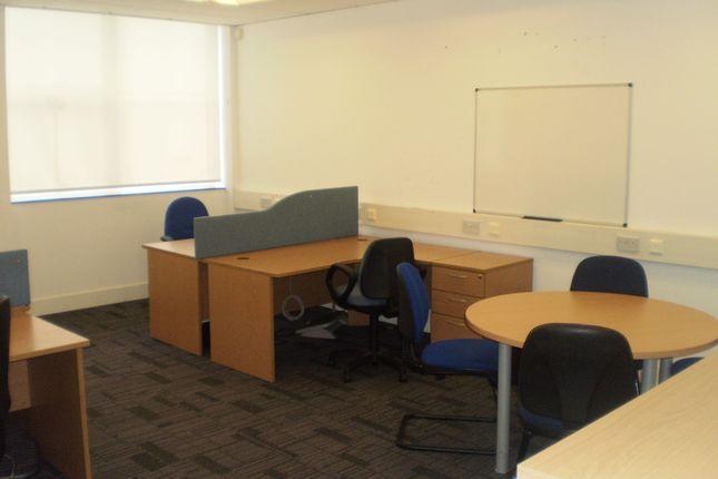 Internal of Ciba Building, 146 Hagley Road, Birmingham B16