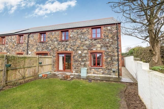 3 bed end terrace house for sale in The Lizard, Helston, Cornwall