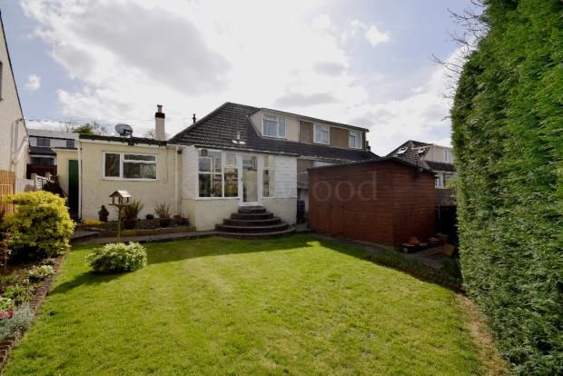 Thumbnail Semi-detached bungalow for sale in Grove Road, Benfleet