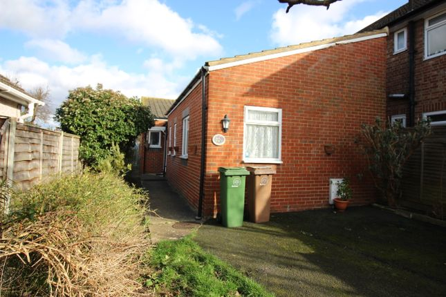 Thumbnail Bungalow for sale in Bisley Close, Worcester Park