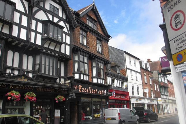 Thumbnail Flat to rent in 7 Minster Street, Salisbury