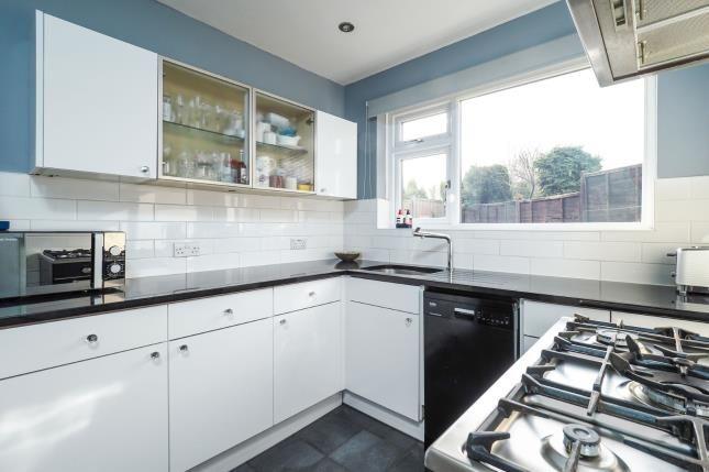Kitchen of Charlecote Drive, Wollaton, Nottingham, Nottinghamshire NG8