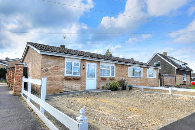 Thumbnail Semi-detached bungalow for sale in Owens Close, Norwich