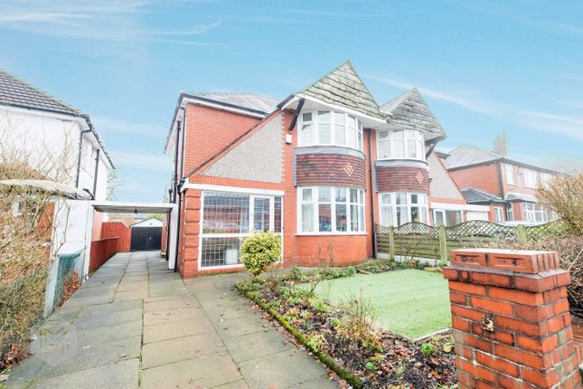 Thumbnail Semi-detached house for sale in Greenland Road, Farnworth, Bolton