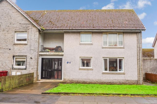 Front View of Mansefield Crescent, Strathaven ML10