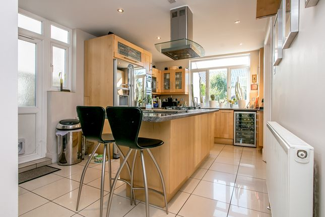 Thumbnail Semi-detached house for sale in Denmark Hill, London