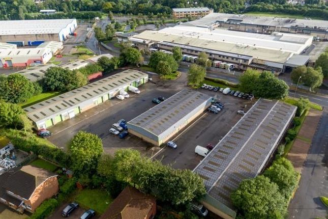 Thumbnail Industrial to let in Unit 20, Greenway Workshops, Bedwas House Industrial Estate, Caerphilly