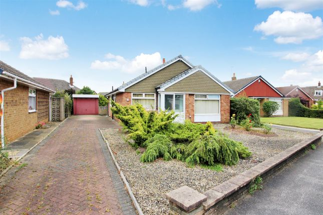 Thumbnail Detached bungalow for sale in Lindsay Road, Garforth, Leeds
