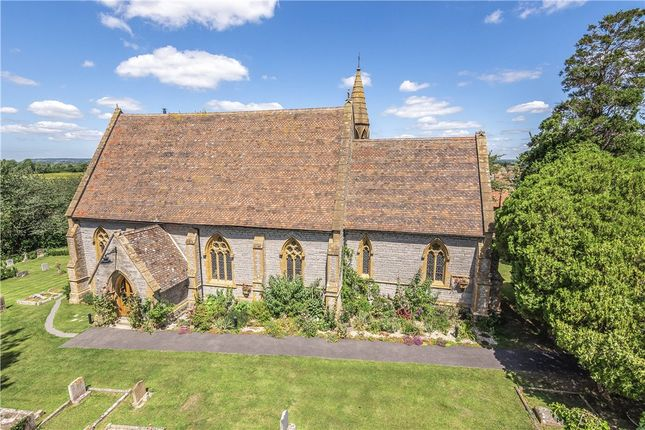 3 bed detached house for sale in Martock Road, Long Load, Langport TA10