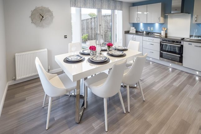 """Thumbnail End terrace house for sale in """"Abergeldie"""" at Bracara Road, Inverness"""