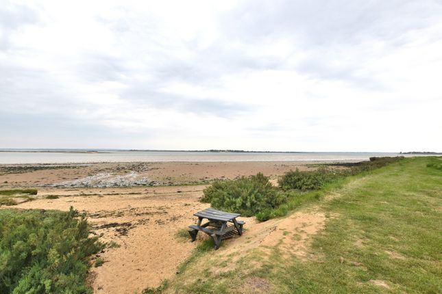 Beach of Canney Road, Southminster CM0