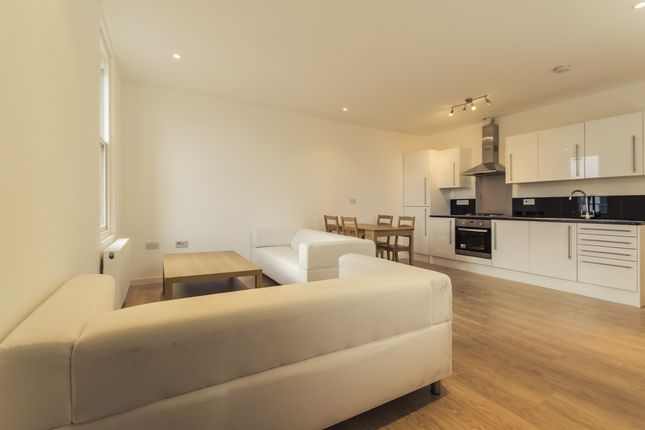Thumbnail Flat to rent in Rushcroft Road, London, London