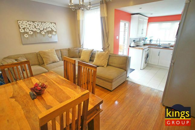 Thumbnail End terrace house for sale in Salisbury Road, London