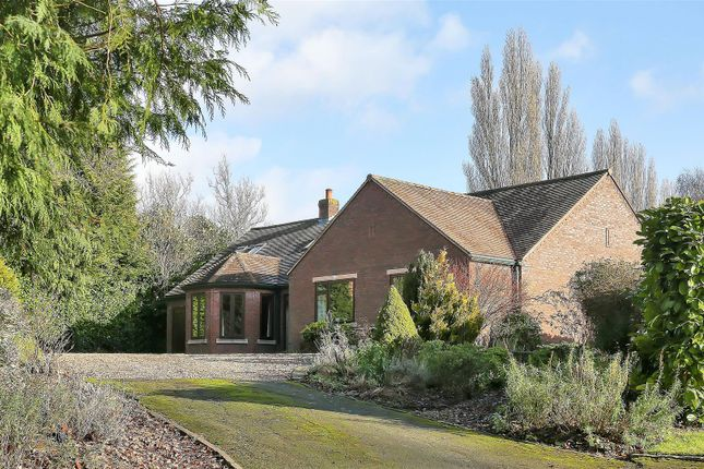 Thumbnail Detached house for sale in Park Hill, Gaddesby, Leicestershire
