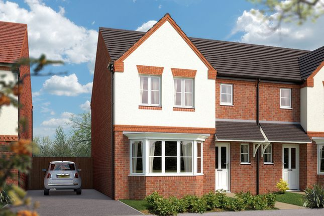"Thumbnail Property for sale in ""The Horton"" at Heron Way, Edleston, Nantwich"