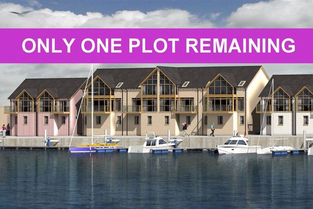 Thumbnail Flat for sale in Lossiemouth Marina, Lossiemouth