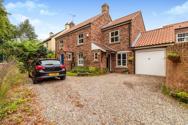 Thumbnail Detached house for sale in Gilsforth Lane, Whixley, York