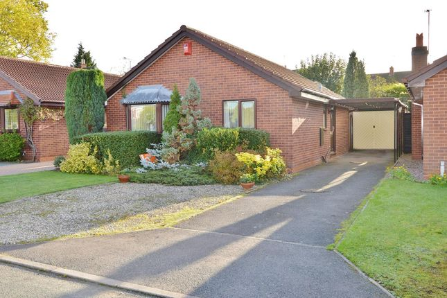 Thumbnail Bungalow for sale in East Beeches, Coven, Wolverhampton