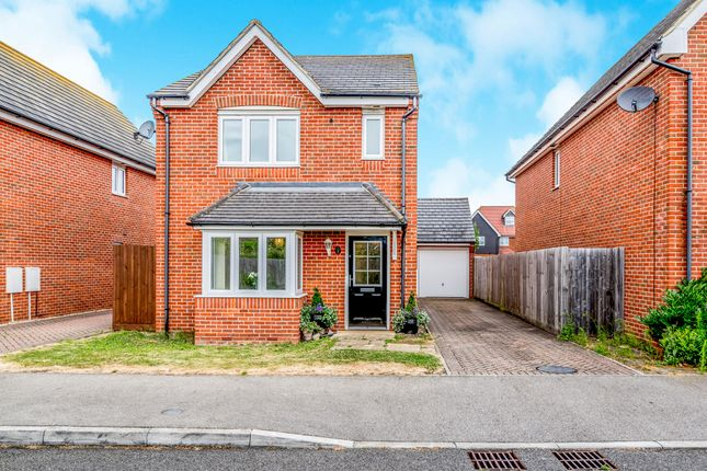 Thumbnail Detached house for sale in Strawberry Fields, Great Barford, Bedford
