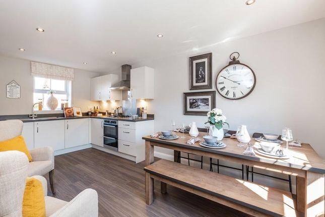 "Thumbnail Semi-detached house for sale in ""Wykham"" at Salt Way, Bodicote, Banbury"
