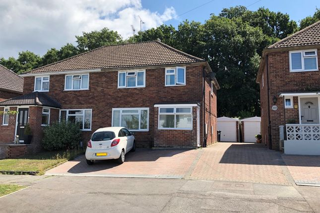 3 bed semi-detached house for sale in Chanctonbury Road, Burgess Hill RH15