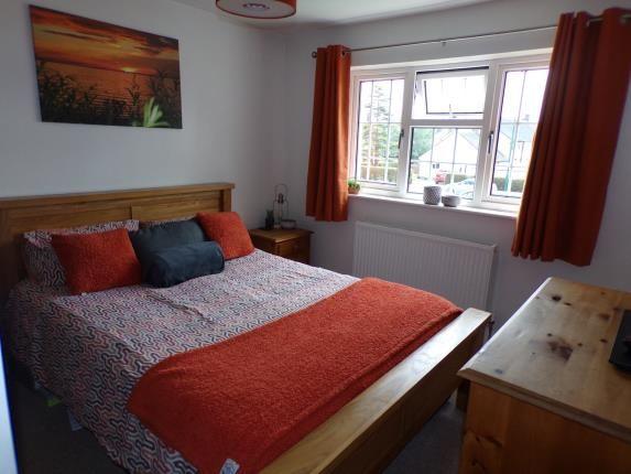 Bedroom One of Farnborough Road, Clifton, Nottingham, Nottinghamshire NG11