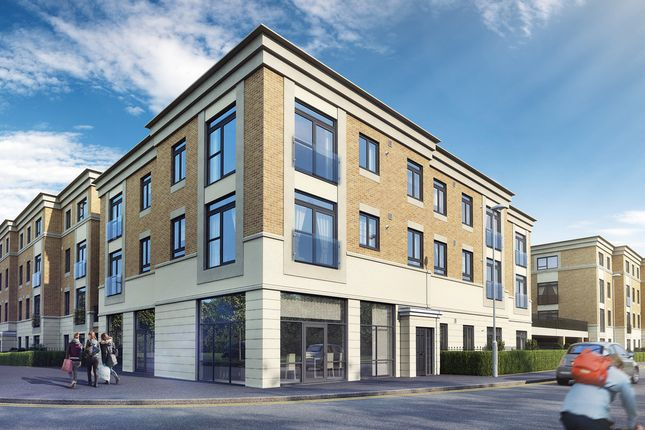 Thumbnail Flat to rent in Claud Hamilton Way, Hertford