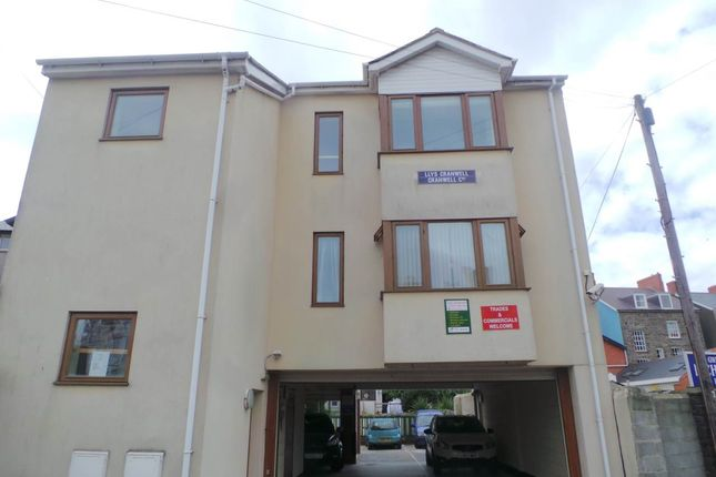 Thumbnail Flat to rent in Cranwell Court, Queens Road, Aberystwyth
