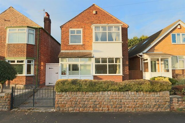 Thumbnail Detached house for sale in Ingram Road, Highbury Vale, Nottingham