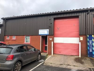 Thumbnail Light industrial to let in Unit 14 Chatto Way, Torquay, Devon