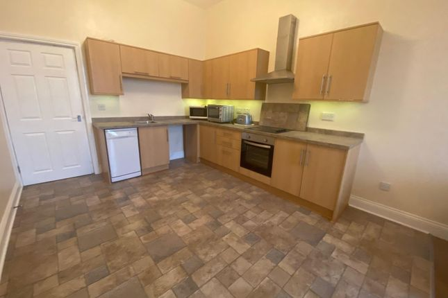 Thumbnail Flat to rent in Durham Street, The Headland, Hartlepool