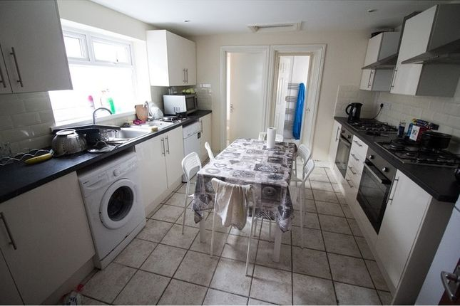 Thumbnail Terraced house to rent in Richards Street, Cathays, Cardiff