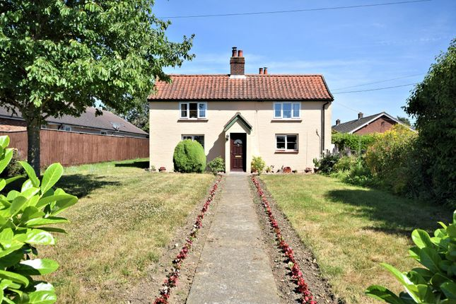 Thumbnail Detached house for sale in Gilderswood Lane, Forncett St. Peter, Norwich