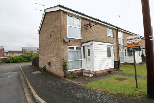 Thumbnail Flat for sale in Kensington Road, Scunthorpe