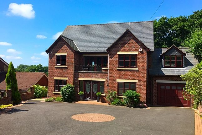 Thumbnail Detached house for sale in Victoria Road, Heaton, Bolton