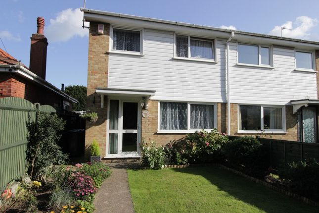 3 bed semi-detached house for sale in Church Path, Deal