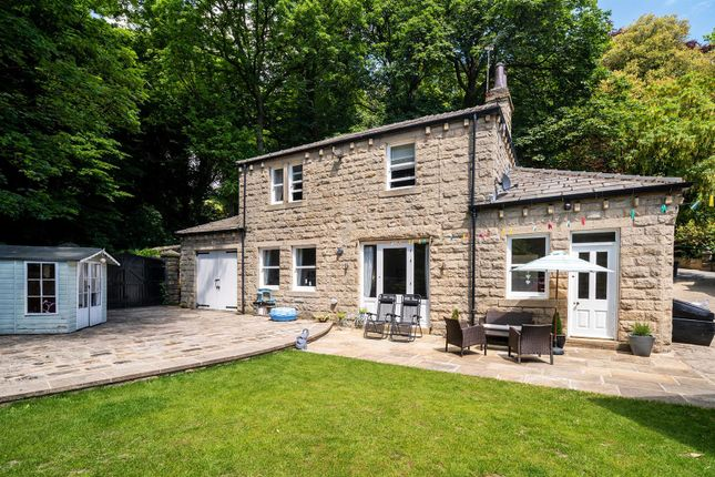 Thumbnail Property for sale in Cliffe Cottage, Cragg Wood Drive, Rawdon