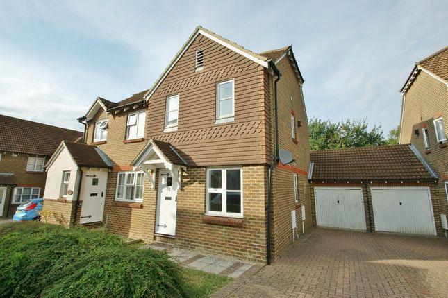 Thumbnail Terraced house to rent in Bradbridge Green, Ashford, Kent