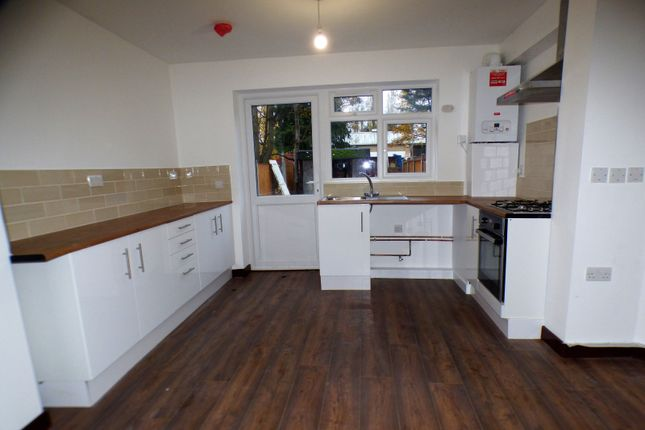 Kitchen Area of North Circular Road, London N13