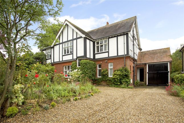 Thumbnail Detached house for sale in Bolton Avenue, Windsor, Berkshire