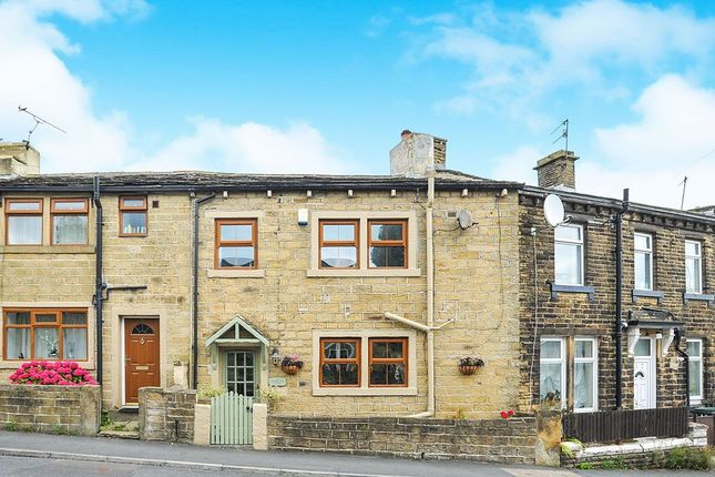 2 bed terraced house for sale in Haworth Road, Cullingworth, Bradford