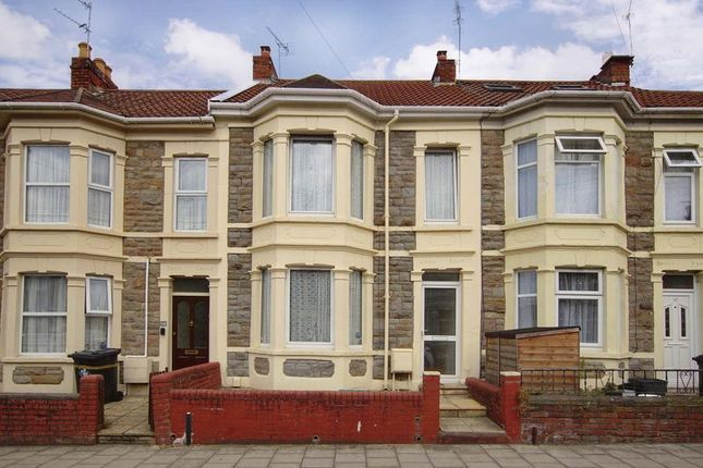 Thumbnail Terraced house for sale in Roseberry Road, Bristol