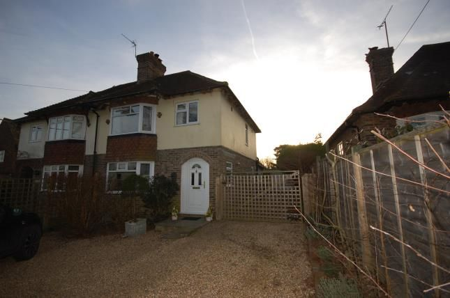 Thumbnail Semi-detached house for sale in Framfield, East Sussex